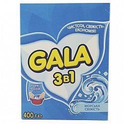 Стиральный порошок Гала 400гр ручная стирка Море