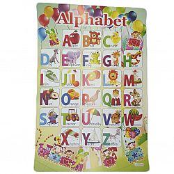 Азбука-плакат английский 640*450 Картон