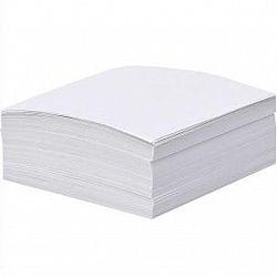 Блок для записей офсетный Белый 90*90*45