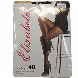 Колготки Elizabeth Clasic 40 ден (6 черные)
