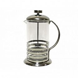 Прес-френч для чая 0,600л Полосы HT02-P600