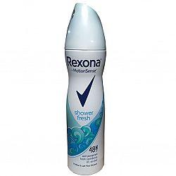 Rexona спрей 150 мл Свежесть душа для жен.