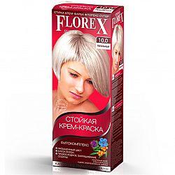 Крем-фарба д/волосся Флорекс 10.0 Шампань