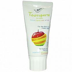 Зубная паста детская 50мл Fruit mix NATURE
