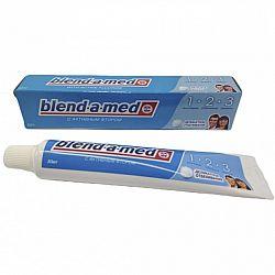 Зубная паста  БАМ 50 мл Деликатное отбеливание