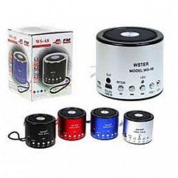 Портативная-колонка(Mini-speaker)WS-A8 c блютузом