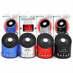 Портативная-колонка(Mini-speaker)WS-A9 c блютузом