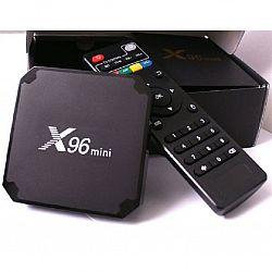 Смарт TV Андроид приставка MINI X 96 память 2/16 ГБ