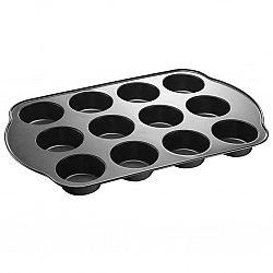 Форма для выпечки кексов и маффинов 12шт антипригарное покрытие 41*26.5*3см МК-Р120