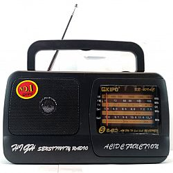 Радиоприёмник радио KIPO SR-409АС