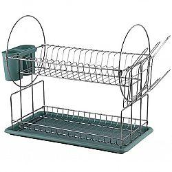 Сушилка для посуды двухярусная MAXMARK MK-D2201 50,8*23,.5*36см