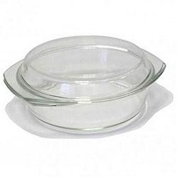 4222 Жаропрочная стеклянная кастрюля объемом 3,0 л