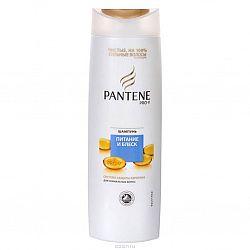 Шампунь Pantene 250мл Питание и блеск