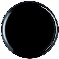 2884 Luminarc Friends Time Black блюдо круглое черное 32см