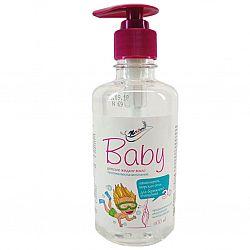 Мыло жидкое детское с ламинарией и морской солью 300мл.