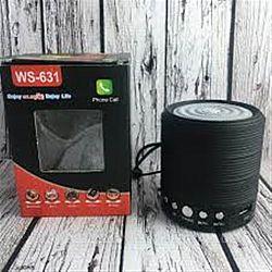 Портативная-колонка(Mini-speaker)WS-631 c блютузом