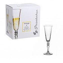 Бокал для шампанского 190мл 6шт Vintage 440283