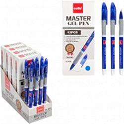 "Ручка гелевая ""Master"" CELLO CL-1801 синяя"