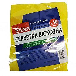 PROdom Салфетка вискозная (10 шт.)
