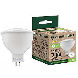 Лампа светодиодная ENERLIGHT MR16 7Вт 4100К G 5.3,гарантия 2 года