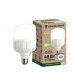 Лампа светодиодная ENERLIGHT HPL 48Вт 6500К E27 гарантия 2 года
