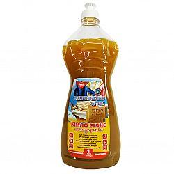 Хозяйственное мыло жидкое Bioton 1л пятновыводитель