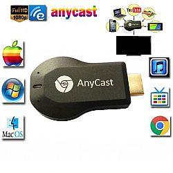 Устройство для беспроводного подключения телефона,компьютера к телевизору AnyCast HDMI C