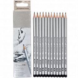 Набор прстых карандашей MARCO 12шт МИКС