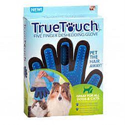 Перчатка для вычесывания домашних животных/ART-0039