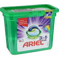 Ariel капсулы для стирки 3в1 колор 15*27гр