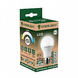 Лампа светодиодная ENERLIGHT A60 12Вт 4100К Е27,гарантия 2 года