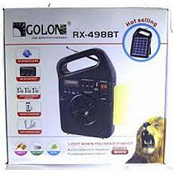 Радиоприёмник радио GOLON RX-499BT