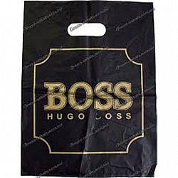 Пакет BOSS прорезной,40*50, 50шт/упаковка