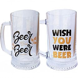 "Бокал для пива ""Ладья"" Drink Beer 500мл"