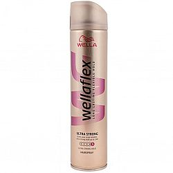 Wellaflex Лак для волос классик Супер сильная фиксация 250мл