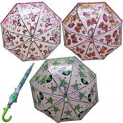 К207-А Детский зонт трость Star Rain полуавтомат, 8 спиц