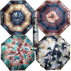 755 Женский зонт Star Rain полуавтомат, 8 спиц