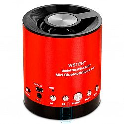Портативная-колонка(Mini-speaker)WS-633BT c блютузом