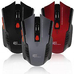 Мышка беспроводная 6D Gaming Mouse красная, гарантия 1месяц