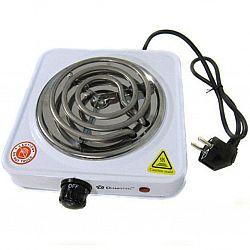 Электроплита Domotec1комфорка(спираль) MS 5801 1000Вт