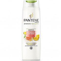 Шампунь Pantene 250мл Очищение и питание