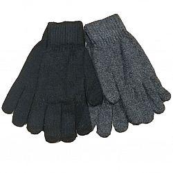 H-8118 Перчатки Gloves Корона шерсть 1шт