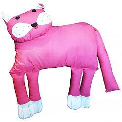 №19 Подушка детская КОТ Розовый цвет