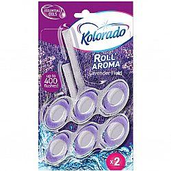 DUOPACK LAVENDER FIELD Брусок туалетний Kolorado Roll Aroma,