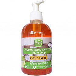 Мыло жидкое антибактериальное для кухни