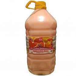 Жидкое крем-мыло Грейпфрут и Герань 5л