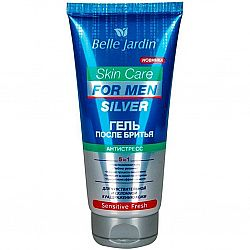 Після гоління гель BJ_For Men 200мл SENSITIVE FRESH для чувствит.кожи