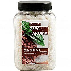 Морская соль для ванн Кофе 750гр