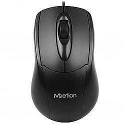 Компьютерная мышь проводная М 361 Mee Tion черная