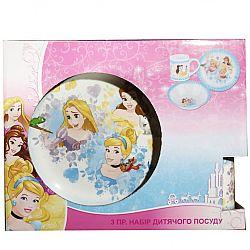 RBC93 Набор детский 3-пр Принцессы